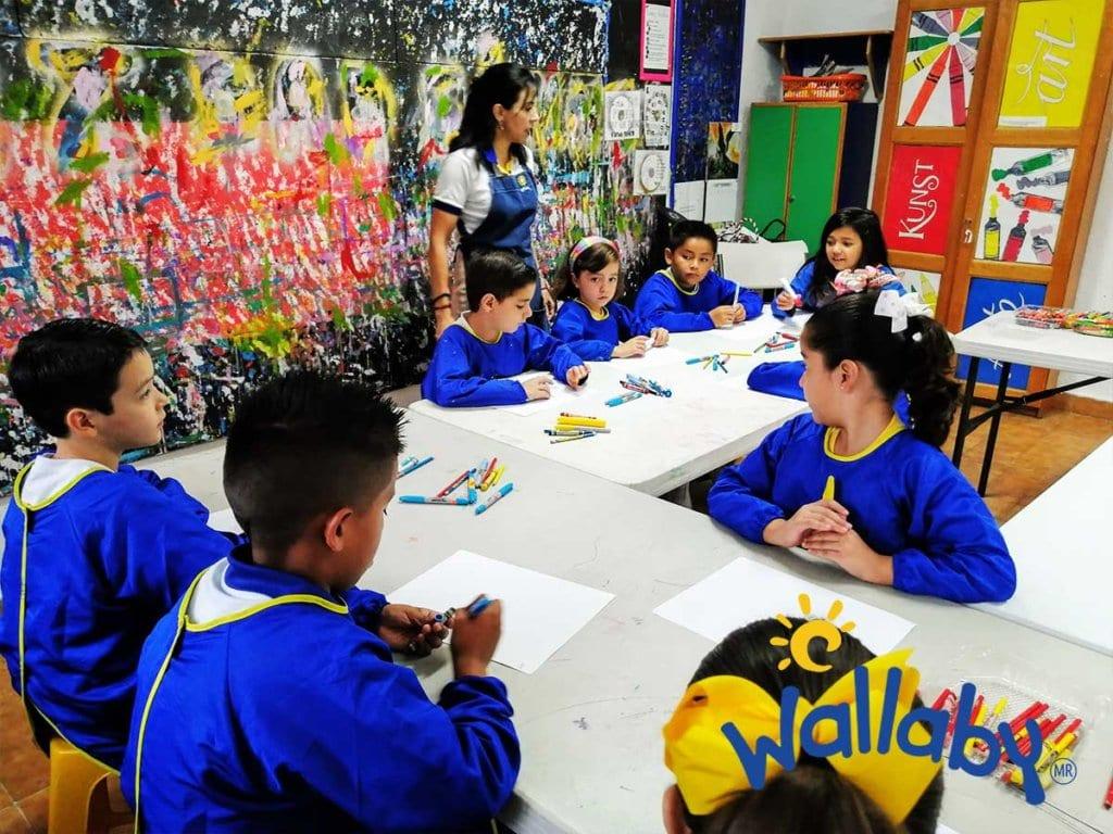 Talleres Culturales Wallaby